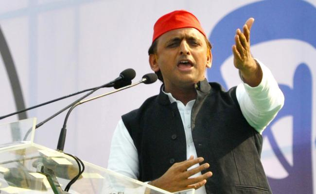 If No Coalition SP Will Also Contest Up Bypolls Alone Akhilesh Says - Sakshi