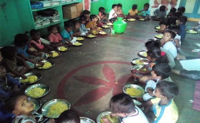 Anganwadi Schools Special Story - Sakshi