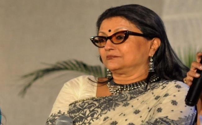 Aparna Sen On Jai Shri Ram Row - Sakshi