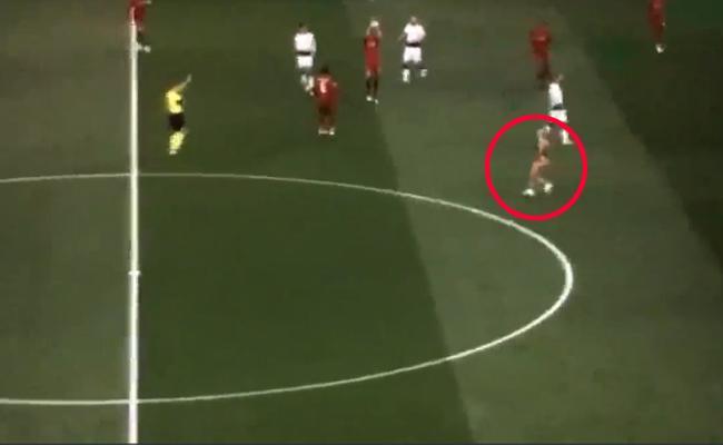 Russian model interrupted Champions League Football Final Match - Sakshi