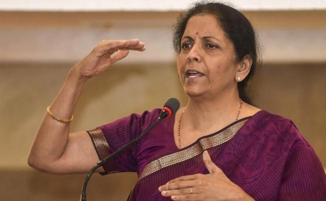 Nirmala Sitharaman Confronted By Many Challenges - Sakshi