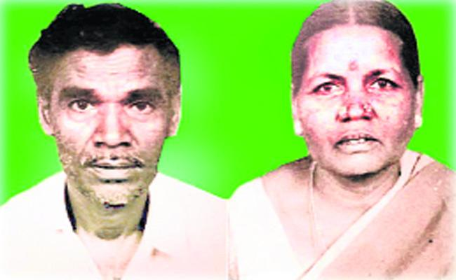Husband Suicide After Killing Wife In Chennai - Sakshi
