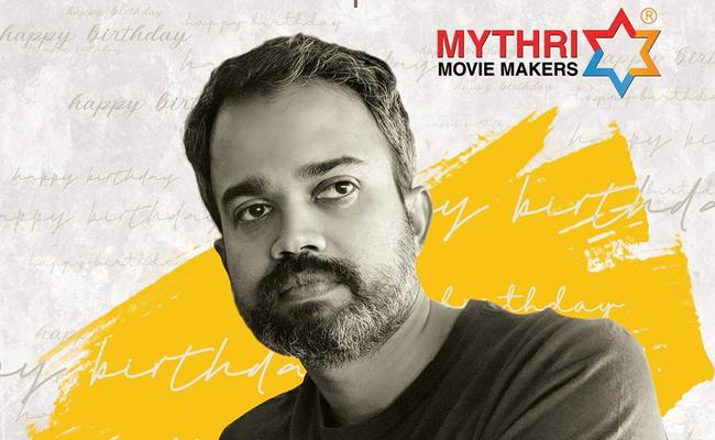 Mythri Movie Makers Locked KGF Director Prashanth Neel - Sakshi