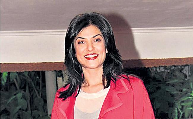 Sushmita Sen reveals she fell very sick in 2014 - Sakshi
