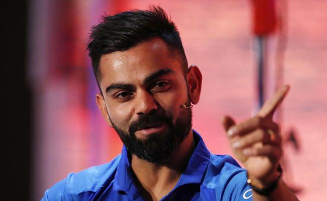 World Cup 2019 ICC Crowns Virat Kohli Fans Unhappy - Sakshi