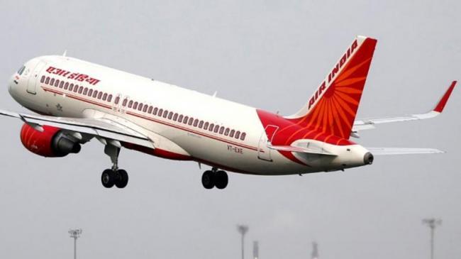Passenger Dies on Sharjah bound Air India flight - Sakshi