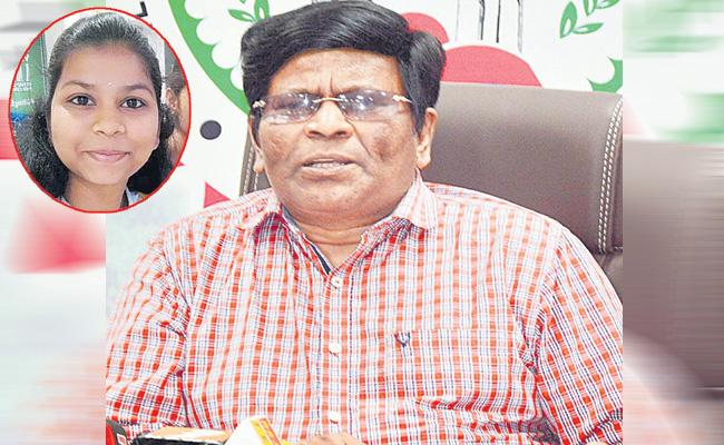 TS Inter Board Secretary Ashok Reckless Answer On Errors In Results - Sakshi