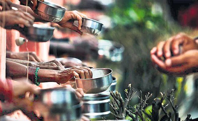 Hyderabad Beggars Arrested in Bopal Child Trafficking Case - Sakshi