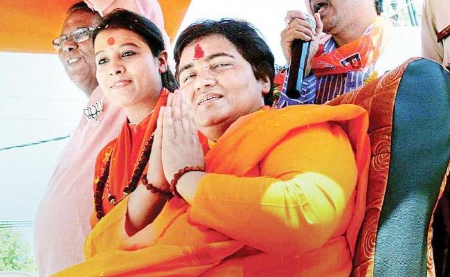 Sadhvi Pragya Wants To Meet PM Modi If Got Opportunity - Sakshi