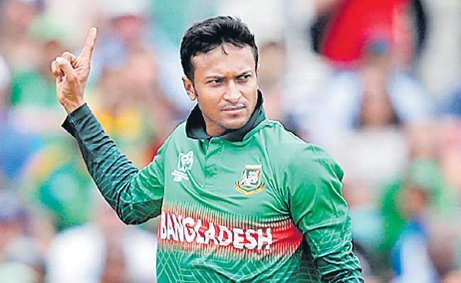 Bangladesh looks to Shakib Al Hasan to tame New Zealand  - Sakshi
