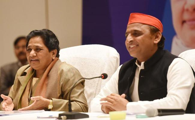 A Failure Story Of Mayawati And Akhilesh Yadav - Sakshi