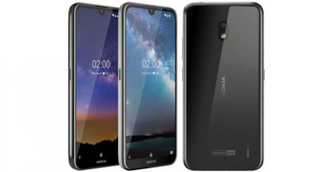 Nokia 2.2 Android One Smartphone  Launched - Sakshi