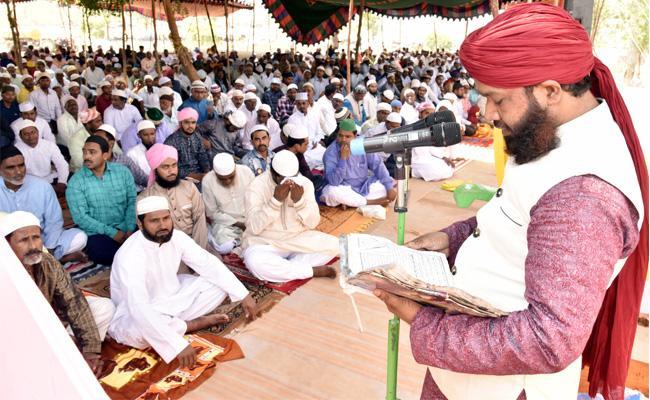 Ramzan Festival Celebrations In Warangal - Sakshi