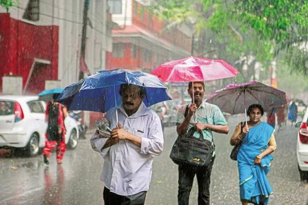 Arrival of the southwest monsoon is a little late - Sakshi