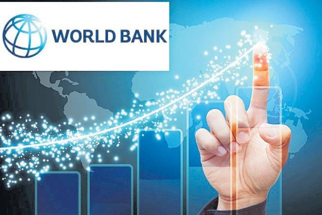 World Bank retains India's growth rate forecast for FY19-20 at 7.5 persant - Sakshi