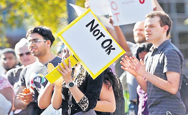 No Guarantee in Software Jobs IT Employees Focus on Savings - Sakshi