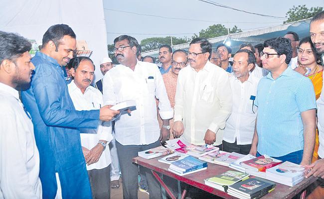 Guest Column By Juluri Shankar Over Books - Sakshi