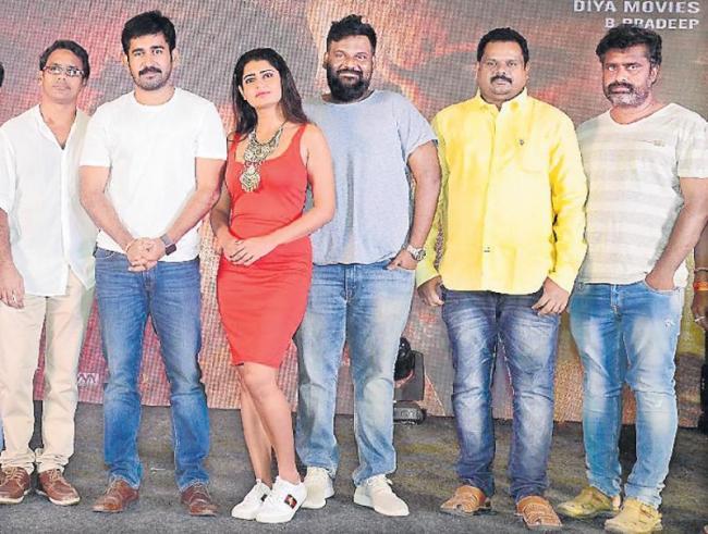 Arjun, Vijay Anthony's Killer Pre release event - Sakshi