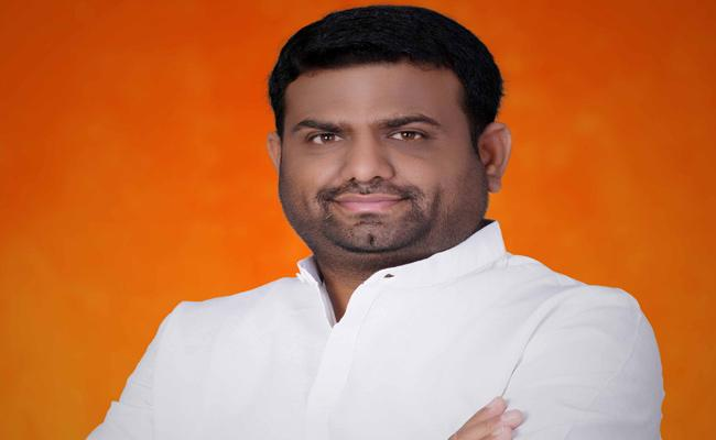Pilot Rohith Reddy Ready To Join TRS - Sakshi
