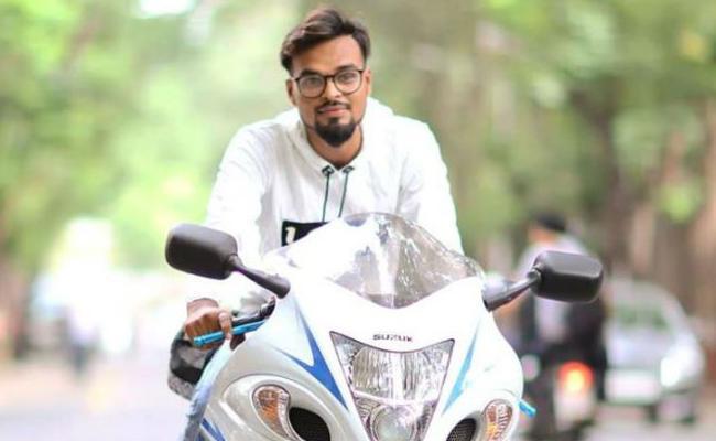 TikTok Star Abhimanyu Gupta Held For Burglary in Mumbai - Sakshi