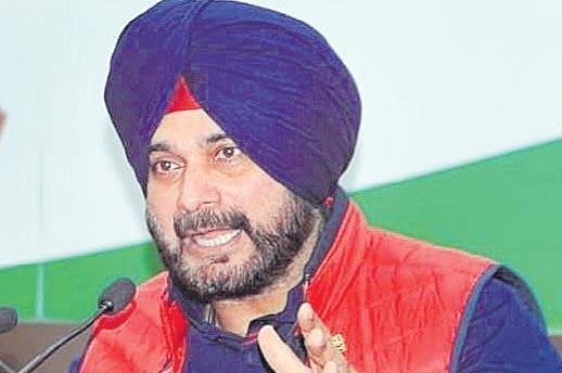 Navjot Sidhu loses local bodies ministry, gets power - Sakshi