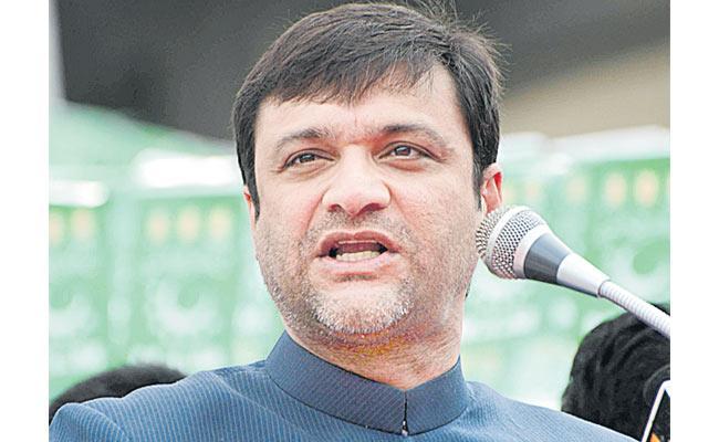 Opposition Status To MIM Party In Telangana - Sakshi