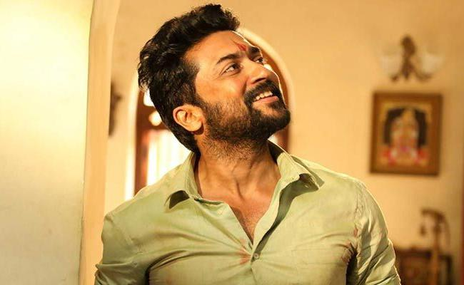 Suriya About Ngk Movie Result - Sakshi