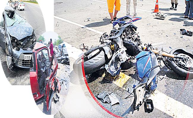 Road Accidents Special Story - Sakshi