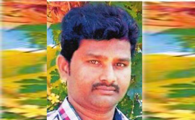 Man Murdered Over Issue On Water Problem - Sakshi
