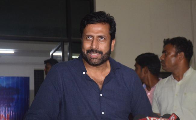 Ravi Prakash Attends At Banjara Hills Police Station - Sakshi
