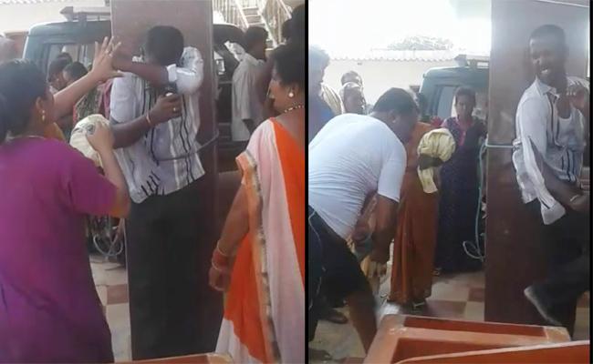 Government Teacher Molestation on School Student in Karnataka - Sakshi