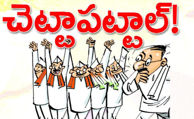Telangana MPP Elections In Adilabad - Sakshi