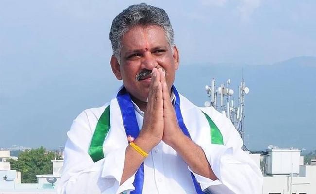 Chevireddy Bhaskar Reddy Appointed  As TUDA Chairman - Sakshi
