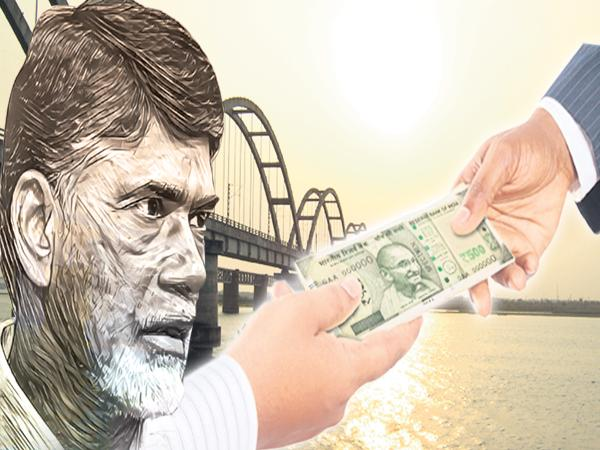 Chandrababu Scam Also In Godavari And Penna Integration - Sakshi