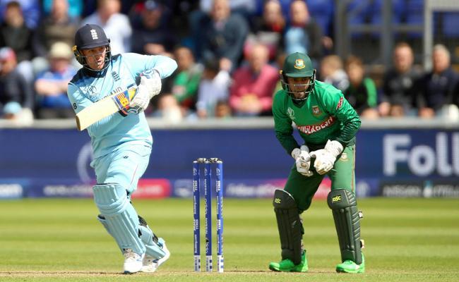 Roy fifty provides England quick start Against Bangladesh - Sakshi