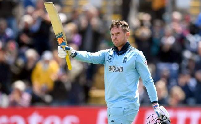 World Cup 2019 Jason Roy Hits Century And Set New ODI Records - Sakshi