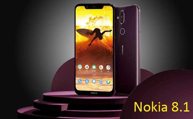 Nokia 8.1 Price in India Cut Now Starts at Rs. 19999 - Sakshi