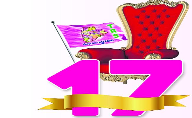 Telangana MPP Election Winnings TRS In Mahabubnagar - Sakshi