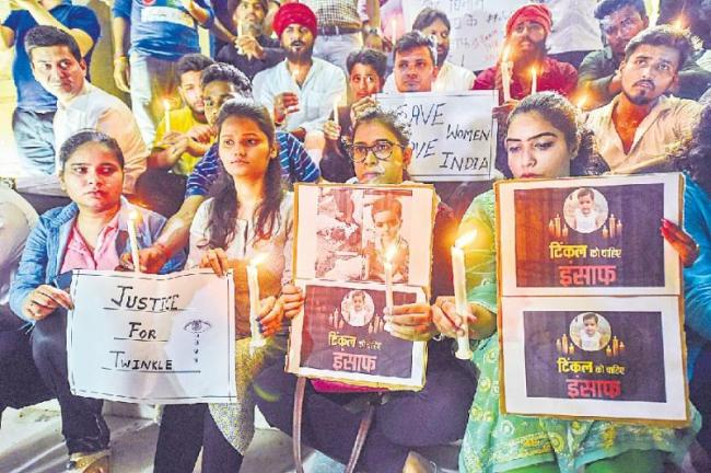 2-Year Old Murdered Over Rs 10,000, National Outrage Erupts - Sakshi