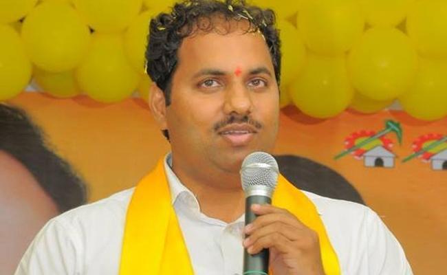 Case Filed Against Kodela Sivaprasadarao Son Sivaram - Sakshi