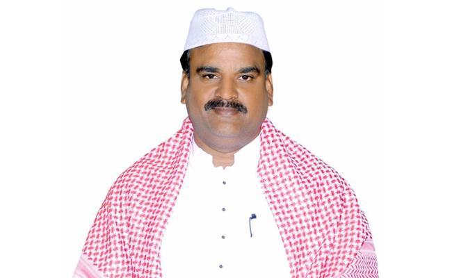 YSRCP Leader Amjad Basha Profile - Sakshi