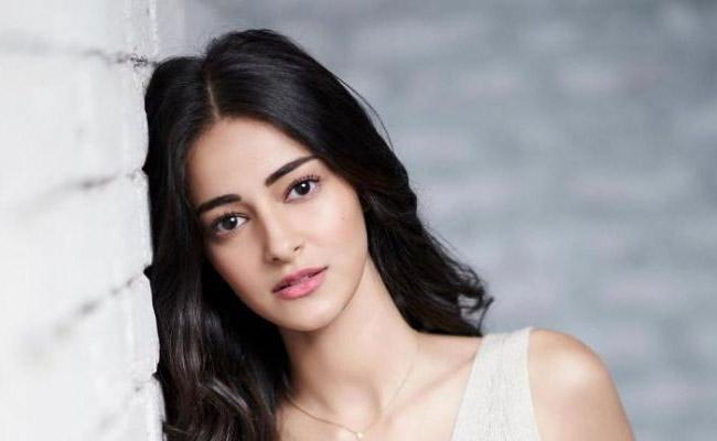 Ananya Panday Comments On Scary Incident During Movie Shoot - Sakshi