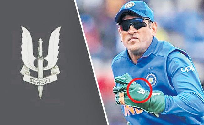 Why Balidan Symbol In Cricket Asking Shekhar Gupta - Sakshi