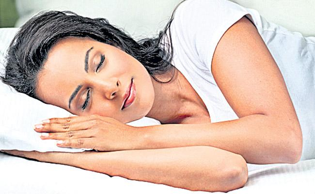 differences in sleep habits are for diabetes related issues Cause - Sakshi