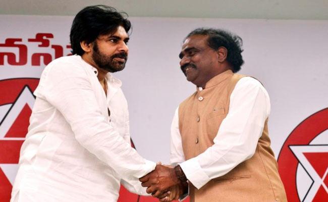 Ravela Kishore Babu quits Janasena - Sakshi