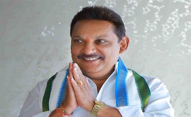 YSRCP MLA Grandhi Srinivas Speaks Over Bhimavaram Water Problem - Sakshi