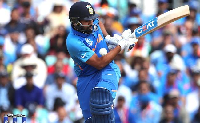 Rohit Sharma breaks a Sachin Tendulkar record in ODIs - Sakshi