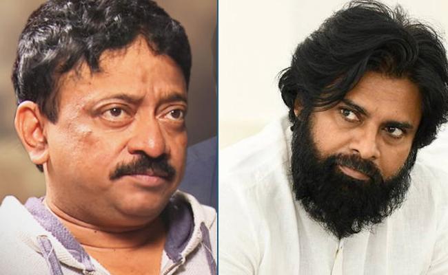 Ram Gopal Varma Satirical Punch to Pawan Kalyan - Sakshi