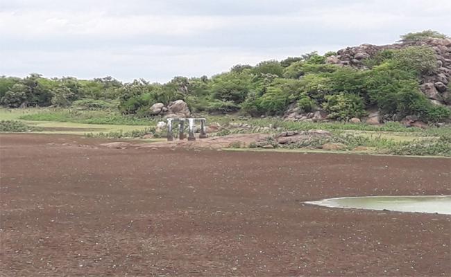 Stone Sculptures of the Kakatiya In Inumdurthy Village Warangal - Sakshi