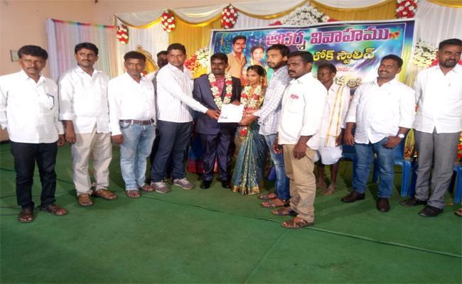 Ideal Marriage In Warangal - Sakshi